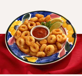 Hotel Food Supplies: Breaded Squid Ring 5 x 2 lb