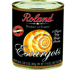 French Escargots 28 oz