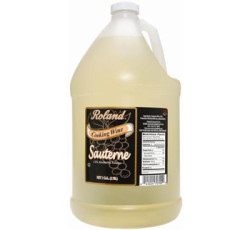 SAUTERINE Cooking Wine 4 x 1 gal